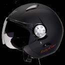 Demm Easy Rider mat-zwart   vs