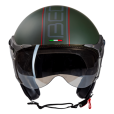 Beon Design-B army green frontview